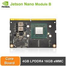 NVIDIA Jetson Nano Module B 4 go LPDDR4 16 go eMMC Intelligence artistique apprentissage en profondeur informatique, Support pytorche, TensorFlow