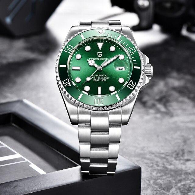 PAGANI DESIGN Mechanical Wristwatch 10