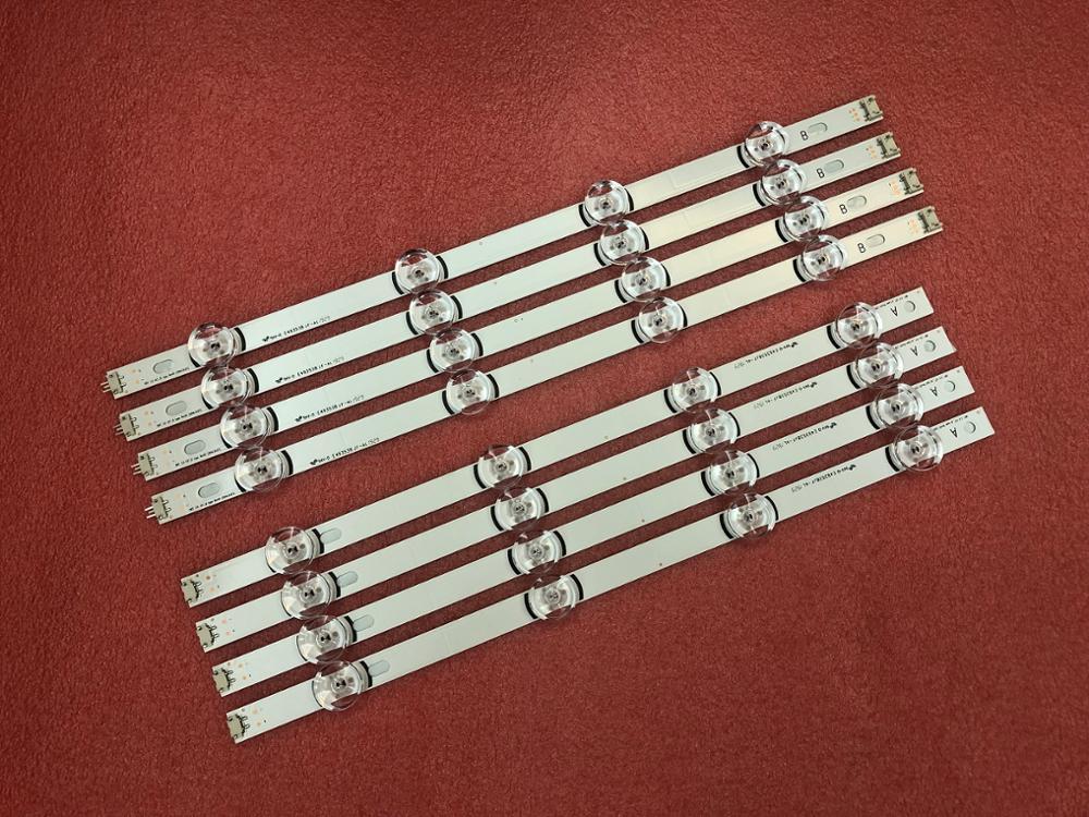 (Новый комплект) 8 шт. Светодиодная лента для LG 42LF580V 42LB570V 42LB LC420DUE FG innotek DRT 3,0 42 A B 6916L-1956E 1957E 6916L-1709A 1710A