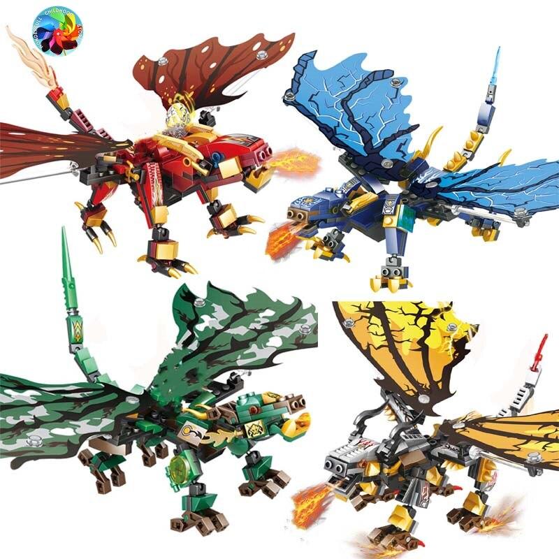 4 ниндзя, драконы, рыцарь, меч, модель, Кай Джей, Зейн, фигурки, строительные блоки, детские игрушки, кирпичи, подарок для мальчиков