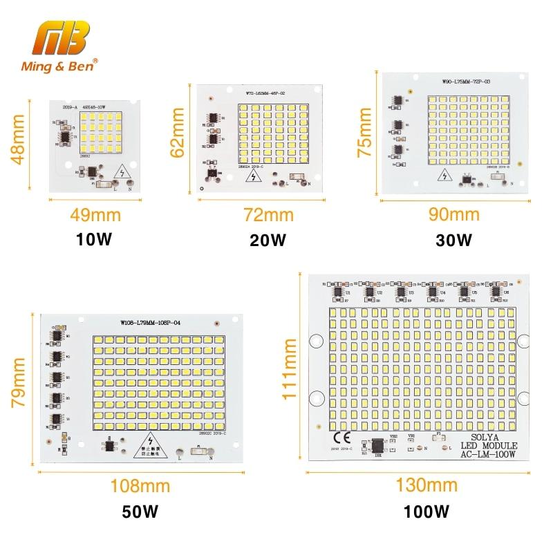 Chip de lámpara LED SMD2835