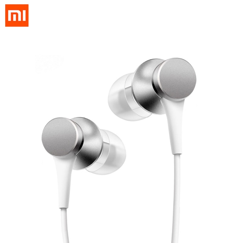 2017 New Original Xiaomi Piston Pop 3.5mm In-Ear Colorful Wire Control Earphone 1.25m with Mic For Smartphone Original Packing