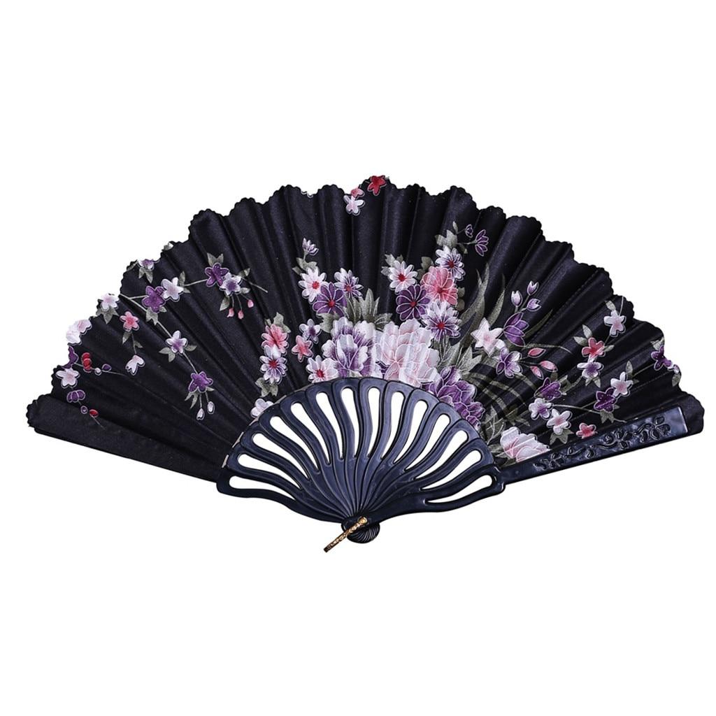 Flores de papel tipo ventilador, Encaje Vintage de mano de estilo chino...