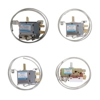 WDF18-L/WDF20-L/WDF19-K/WDF22-L 2Pin Refrigerator Freezer Thermostat Household Metal Temperature Controller