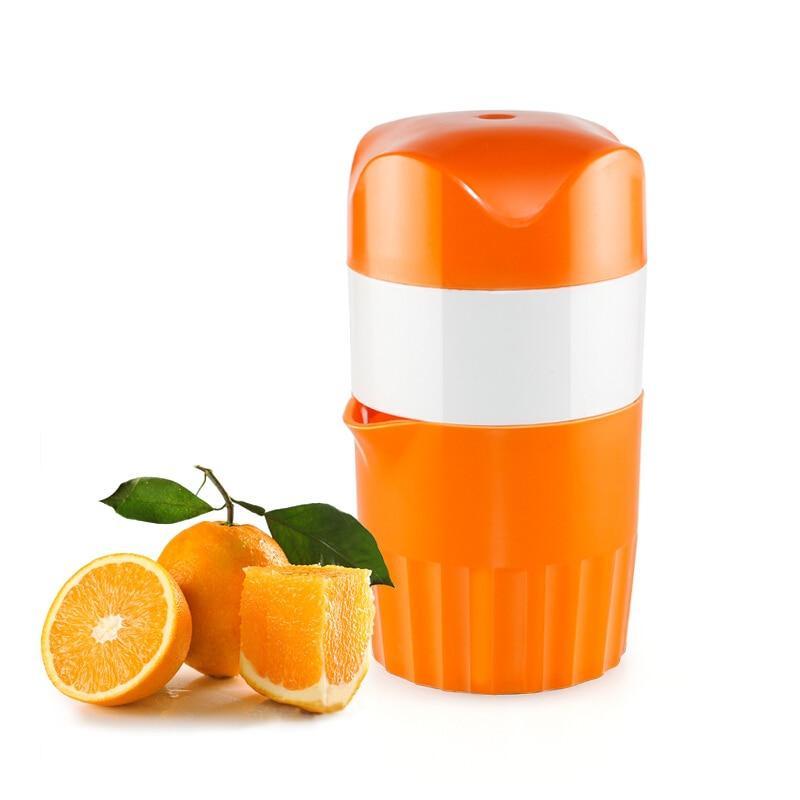 Mini Portable Orange Manual Vegetable Fruit Juicers Bottle Blender Mixer Fruit Squeezer Extractor Ma