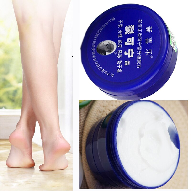 Traditional Chinese Oil Anti-Drying Crack Foot Cream Heel Cracked Repair Cream Removal Dead Skin Hand Feet Care Foot Spa 33g недорого