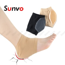 Sunvo Plantar Fasciitis Socks for Men Women Feet Cushion Heel Spurs Calluses Pain Relief Pads Foot C