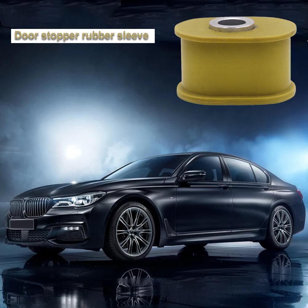 1 Uds. De bisagra de freno de puerta de coche, correa de verificación, casquillos de goma de repuesto para BMW serie 7 E65 E66 E67, accesorios de coche