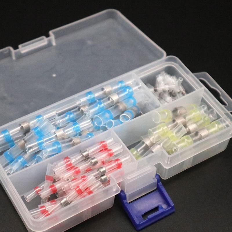 Conectores de cable de soldadura a prueba de agua, terminales eléctricos para...