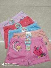 5 Stks/partij Infant Kids Baby Meisje Kleding Meisjes Ondergoed Kinderen Slipje Boxer Panty Slips Tieners Voor 3-11 Y onderbroek