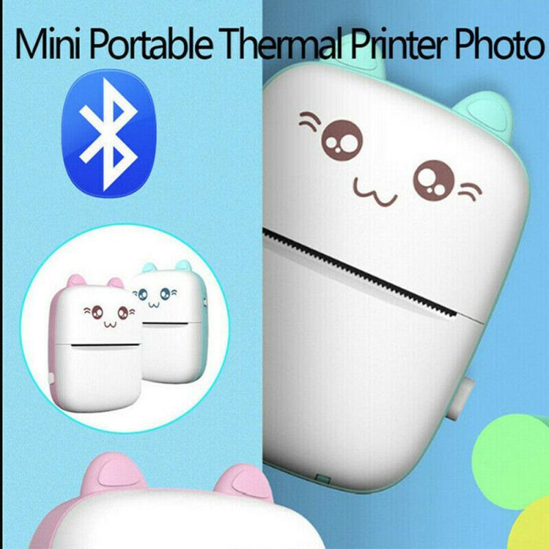 Портативный мини-термопринтер PeriPage, карманный Термопринтер для фото, 57 мм, беспроводные принтеры BT, Android, IOS