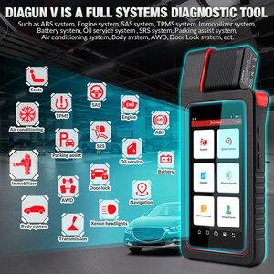 Image 3 - Старт X431 Diagun V OBD2/EOBD (система бортовой диагностики диагностический инструмент полный системы 2 года бесплатного обновления автомобильный сканер адаптер для розеток европейского стандарта X 431 Diagun 5