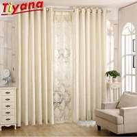 thickened beigeblue velvet curtains for living room modern 75 90 blackout window drapes for bedroom customizable curtains nt