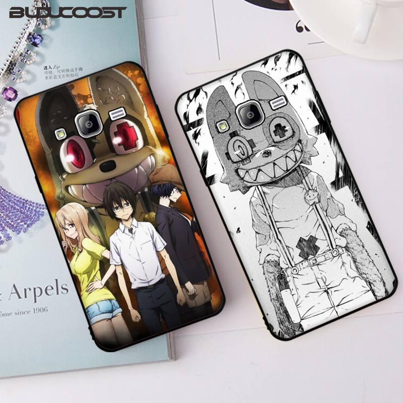 Loja gleipnir anime aoki kurea capa de telefone para samsung j6 j7 j2 j5 prime j4 j7 j8 2016 2017 2018 duo núcleo neo m20