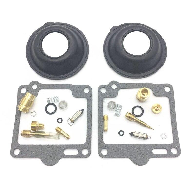 2 conjunto para virago 1100 xv1100 1988-1999 xv1100s xv 1100 s diafragma do atuador do kit de reparo do carburador da motocicleta