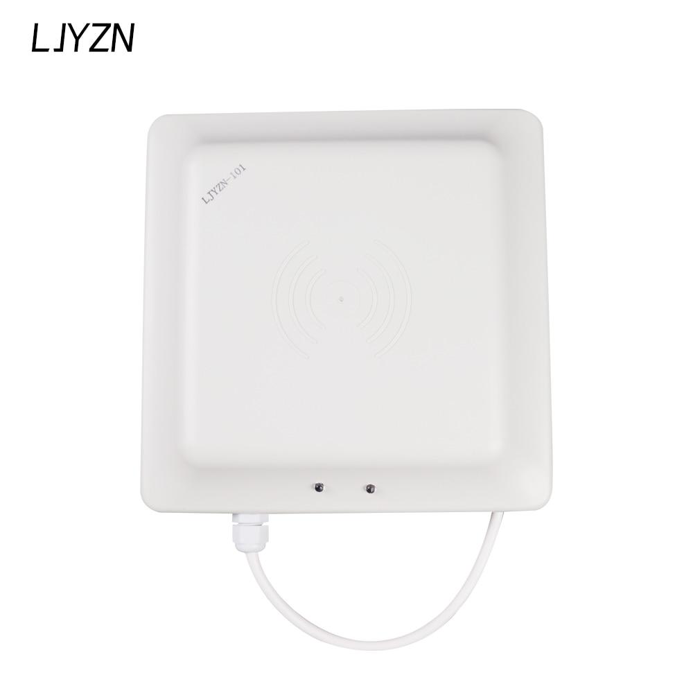 LJYZN 900MHZ ISO18000-6C(EPC GEN2) بروتوكول UHF قارئ تتفاعل مع بطاقة عينة توفير SDK الحرة ، برنامج تجريبي