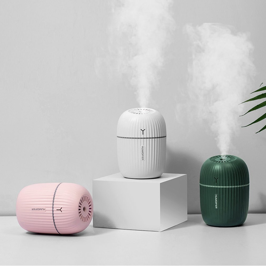 USB Electric Air Humidifier Aromatherapy Diffuser Car Freshener Essential Oil For Home