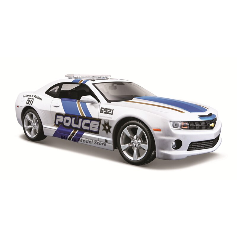 Maisto 1:24 2010 Chevrolet Camaro SS Special edition Highly-detailed die-cast precision model car Model collection gift