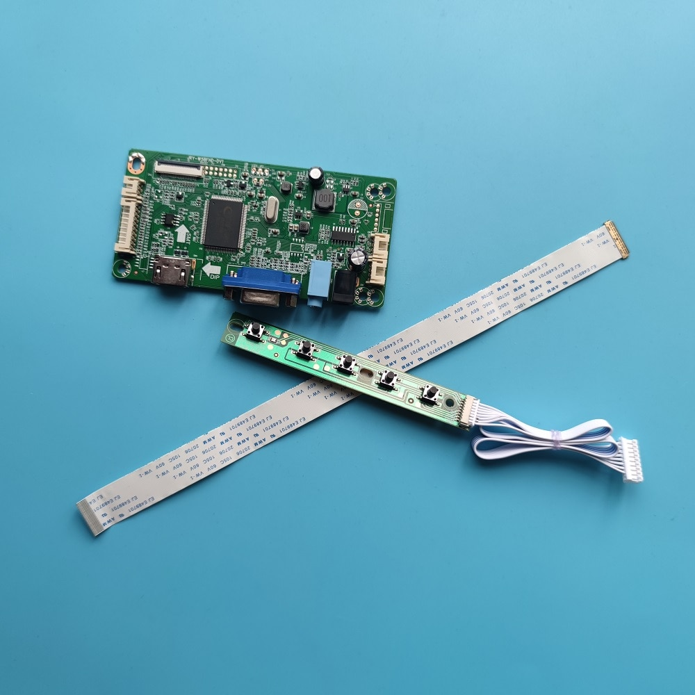 ل N116BGE-E42 1366 × 768 رصد 30pin عدة VGA تحكم مجلس شاشة عرض 11.6