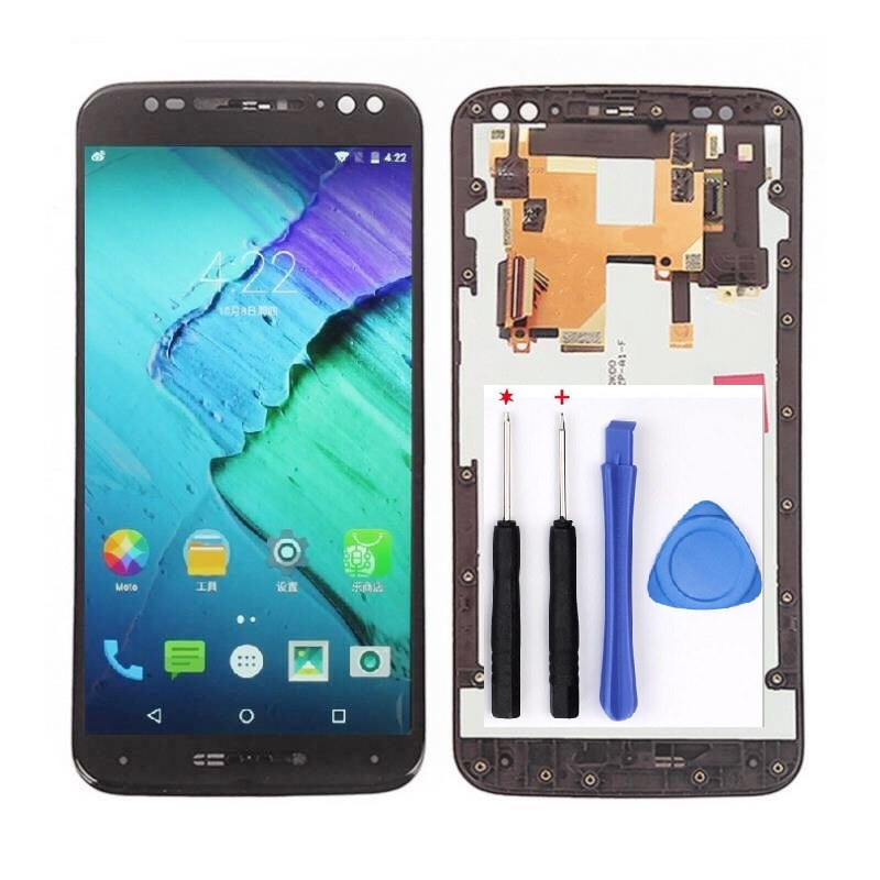 For Motorola Moto X Pure Edition / X style Xt1575 Xt1572 Xt1570 Lcd Display Screen+Touch Glass Digitizer Assembly Replacement