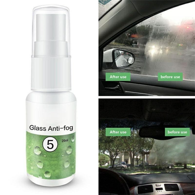 Coche ventana limpiador de vidrio Anti-niebla agente para BMW 4 3 2 1 serie E39 F30 F20 F32 X1 F48 F45