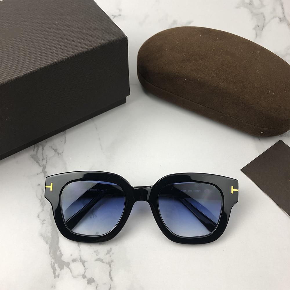 2021 جديد تصميم مربع خمر النظارات الشمسية 659 للرجال والنساء Zonnebril السيدات أسود أزرق النظارات UV400