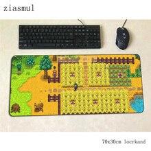 Tapis de la vallée des étoiles 700x300x3mm esthétisme tapis de souris de jeu grand clavier tapis de souris Indie Pop accessoires pour ordinateur portable tapis de souris