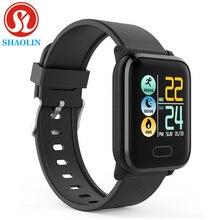 Smart Watch Heart Rate Monitor Blood Pressure Fitness Tracker Smartwatch Sport Waterproof Watch