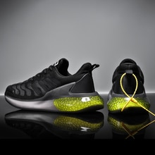 High Quality Top Brands Men's Sneakers Cozy Light Buffer Wear-resistant Shoes For Men Casual Jogging