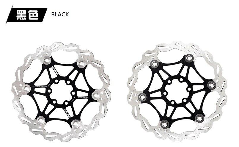 Bicicleta de Montaña BRAKCO, Taiwán, 2020, rotores de disco flotante para bicicleta de montaña, DH, 6 pulgadas, 160mm, 180MM, 203MM