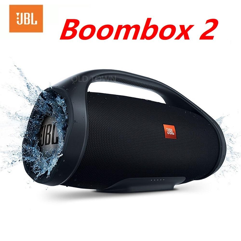 JBL Boombox 2 Speaker Bluetooth Jbl Bluetooth Speaker Charge 4 5 Flip 5 Xtreme 2 3 Subwoofer Wireless Bluetooth Speaker pulse 4