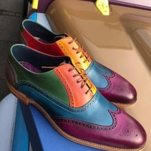 Men Shoes High Quality Pu Leather New Fashion Stylish Design Monk Strap Shoe Casual Formal Oxfords S