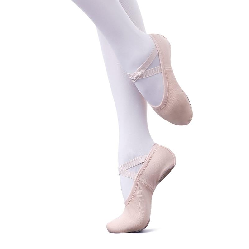 Бесплатная доставка, балетки для трюков, женские балетные туфли, детская танцевальная обувь из эластичной ткани, бандажные пуанты балетные туфли entrepreneur samokhi балетки тканевые