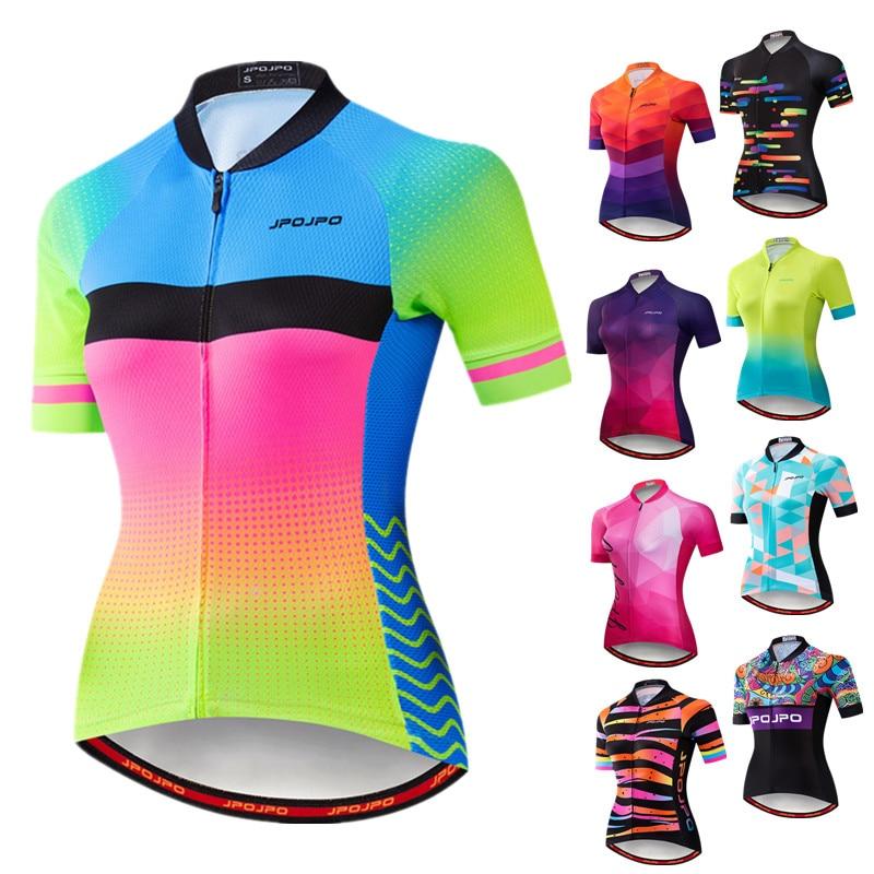 Weimostar-Camiseta de Ciclismo profesional para mujer, Maillot de secado rápido para Ciclismo...
