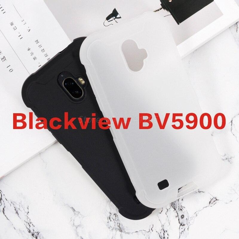 Funda de TPU suave para Blackview BV5900 Gel Pudding silicona funda protectora para teléfono carcasa para Blackview BV5900 Pro IP68