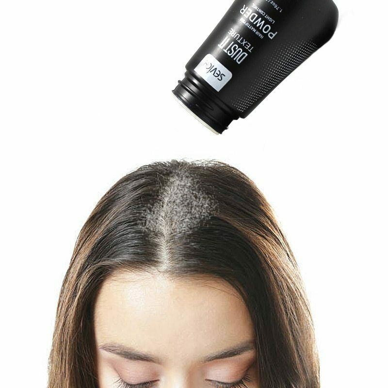 SEVICH Fluffy Thin Hair Powder Increases Hair Volume Unisex Modeling Hair Styling Product Remove Oil
