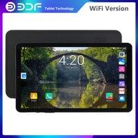 BDF 2021 новый 7 дюймов планшетный ПК с системой андроида и 7,0 Quad Core 2 ГБ/16 ГБ Wi-Fi Bluetooth Google Play IPS ЖК-дисплей Дисплей дешевые детские Tab