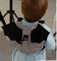 2020 new product maternity and baby products childrens bat bag baby anti lost belt cute safety oxford cloth small backpack