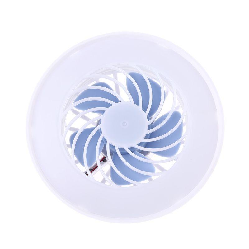 2in1 ac 85v-265v e27 12w conduziu a lâmpada e27 ventilador de teto conduziu a lâmpada para o mercado doméstico x6ha