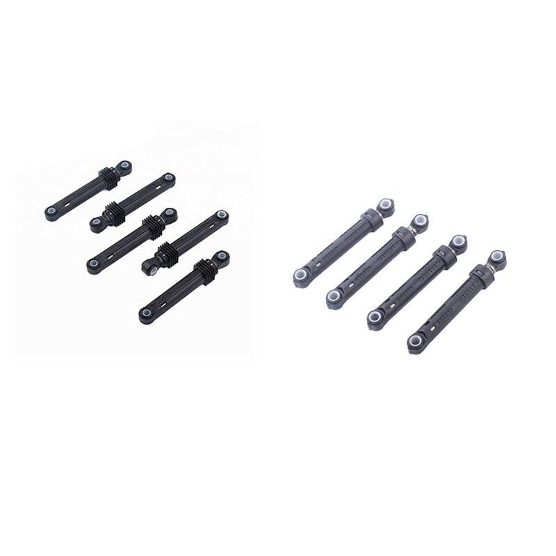 4 قطعة غسالة الجبهة تحميل جزء البلاستيك قذيفة امتصاص الصدمات لغسالة LG