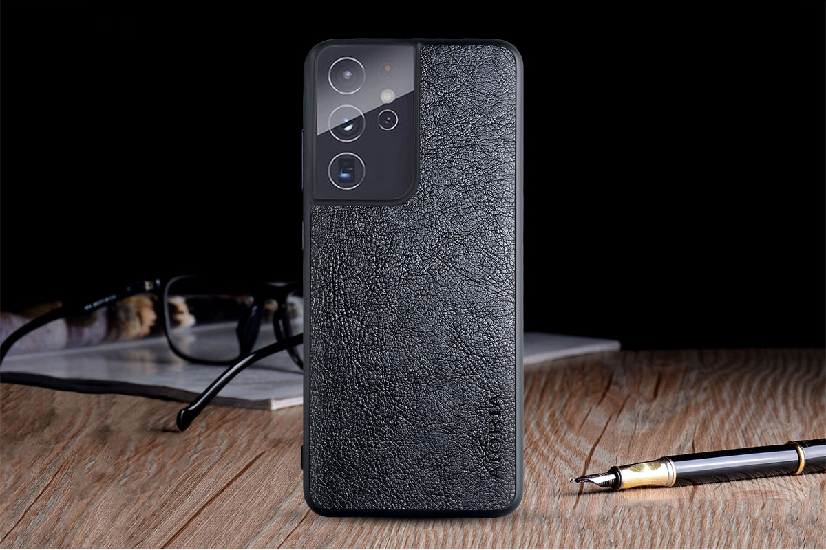 Galaxy S21 Ultra Leather Case 10