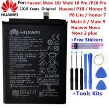 Оригинальный аккумулятор HuaWei для Huawei Honor 7 9 P9 P10 P8 Lite для Mate 8 9 10 Pro P20 Pro Nova 2 Plus honor 8 5C 7C 7A
