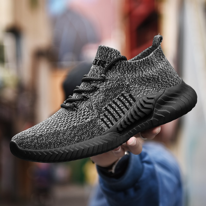 Hot Running Shoes Men Lightweight Sport Athletic Trainers Outdoor Walking Sneakers Woman Jogging Zapatos Hombre