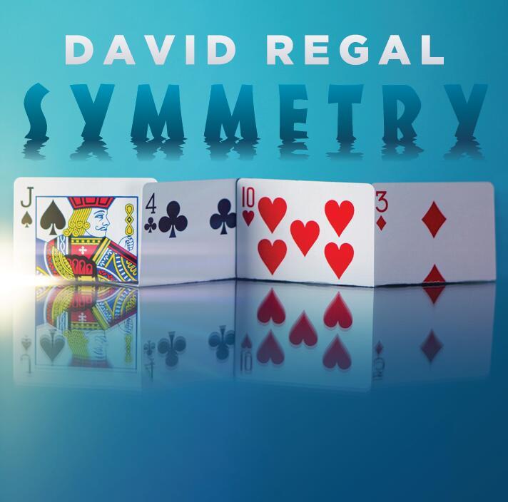 Simetría de David Regal trucos de magia