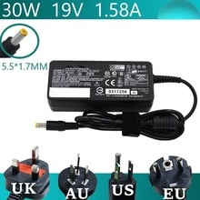 19V 1.58A AC Adapter Charger For Acer Aspire Power Supply Charger Laptop Charger Adapter Netbook Cha