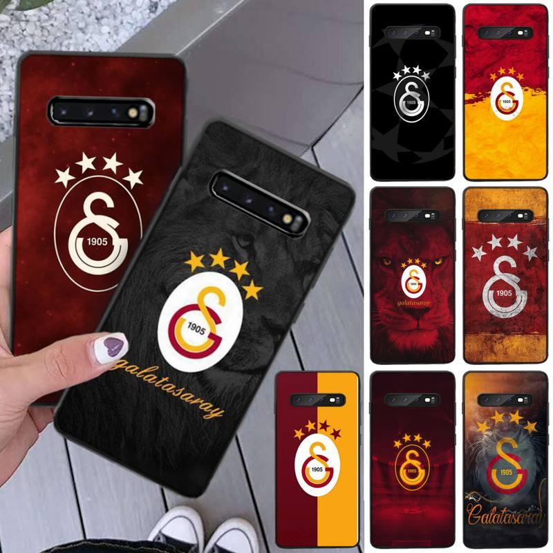 Mantin Turkish Galatasaray DIY Luxury Phone Case For Samsung S5 6 7 8 9 10 S8 S9 S10 plus S10E lite S10-5G S20 UITRA plus
