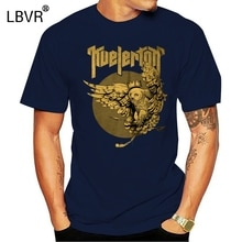 Kvelertak Uil King T-shirt-Nuevo Y Oficial Zomer Korte Mouwen Nieuwe Mode T-shirt Tee Shirts Hipster O-hals