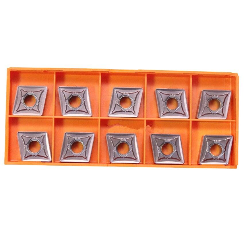 أوك CNMG160612-OPR OP1215 / OC2025 / OC2125 / OC2115 / OC4225 / OC3115 CNC كربيد إدراج 10 قطعة/صندوق