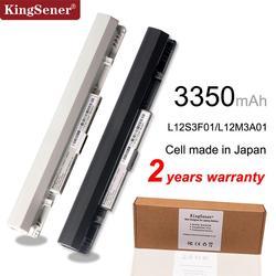 KingSener Japanischen Handy L12S3F01 L12M3A01 Laptop Batterie für Lenovo IdeaPad S210 S215 Touch L12C3A01 L12M3A01 10,8 V 3350 mAh