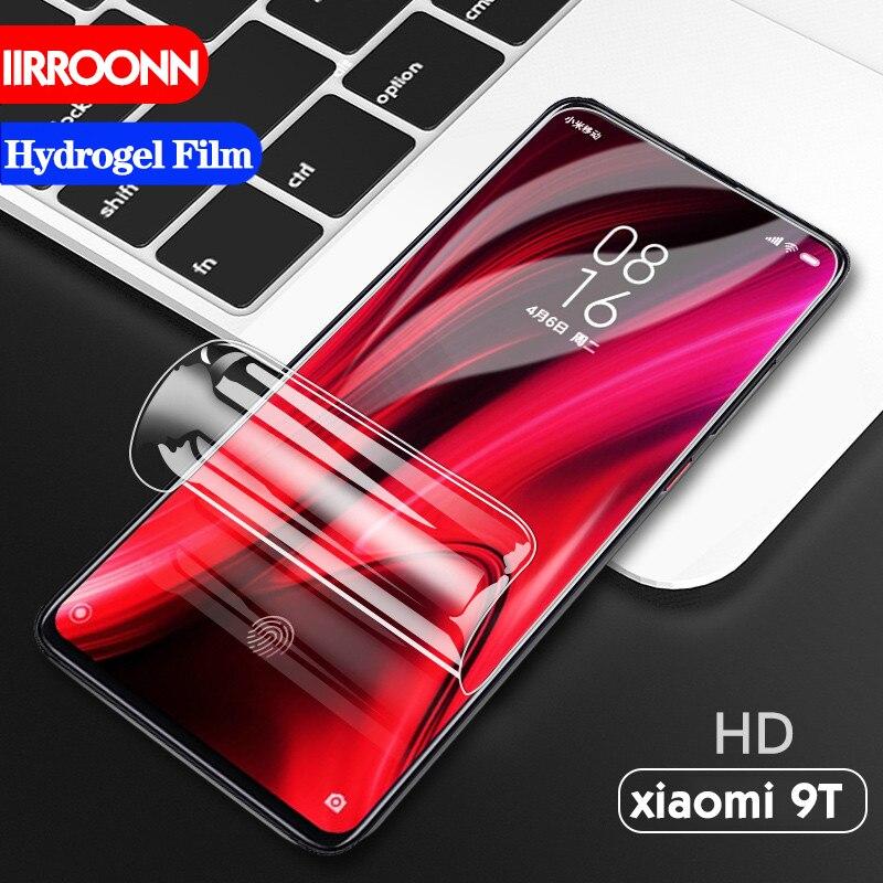 2 шт./лот, Гидрогелевая пленка, защита для экрана для Xiaomi 9T Pro Redmi K20 proFull, защита для экрана, гидрогель для Xiaomi 9t 9t pro